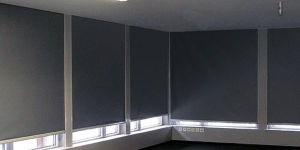 cortinas roller dobles, cortinas dobles